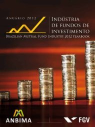 The Brazilian Mutual Fund Industry - Anbima