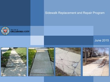 Sidewalk Replacement and Repair Program - June 2015.pptx
