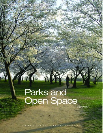 Parks and Open Space - National Capital Planning Commission