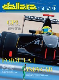 Download Dallara Magazine as PDF - Italiaracing