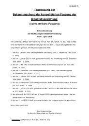 Bekanntmachung Neufassung BioAbfV (Novelle 2012) - BMU