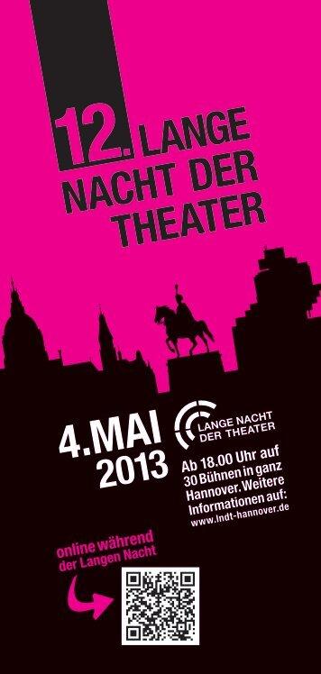 online während - Niedersächsische Staatstheater Hannover