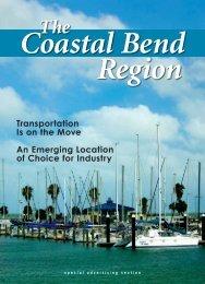Coastal Bend Region - Corpus Christi Regional Economic ...