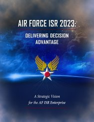 AIR FORCE ISR 2023: - Defense Innovation Marketplace