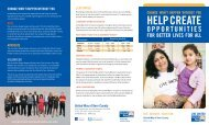 Tri-folder 2012 Campaign Brochure (PDF) - United Way of Kern ...