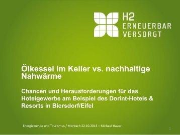 Ölkessel im Keller vs. nachhaltige Nahwärme - Energieagentur ...