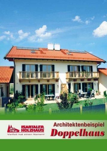 Doppelhaus - Immobilien Langenmair