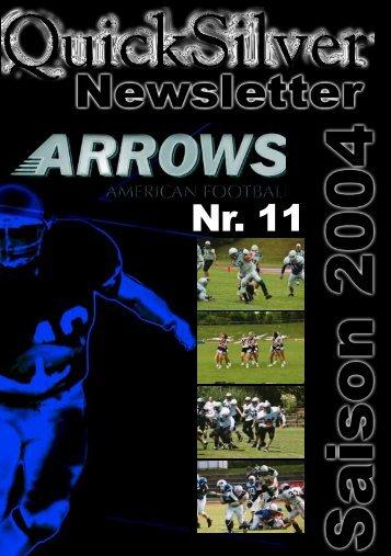 Newsletter 04/11 - Silver-Arrows - Klaus Krauthan