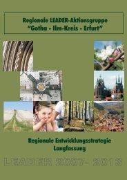 Regionale LEADER-AktionsGruppe Gotha – Ilm-Kreis – Erfurt eV
