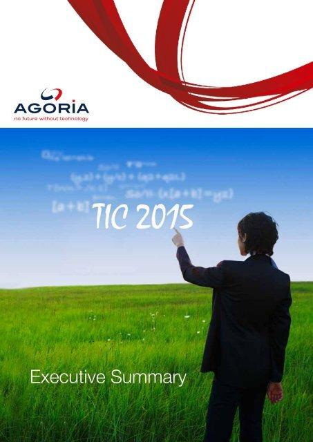 TIC 2015 - Agoria