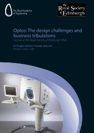 Optos: The design challenges and business tribulations