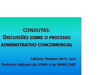 ufmg 2010 fabiano lara - processo ... - Ibrac