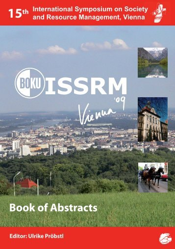 ISSRM 2009 Book of Abstracts - Boku