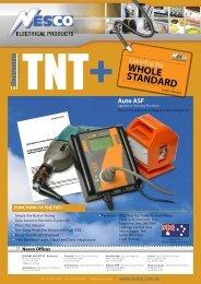 Data Sheet (522kb PDF) - BNR Industrial Automation
