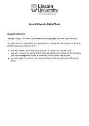 Glocalised homestay hosts: the relationship of ... - International Unit