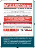 June 2005 Rail and Road - Rail, Tram and Bus Union of NSW - Page 2