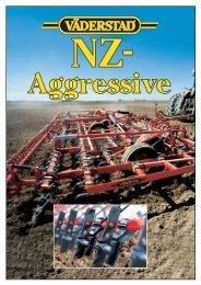 Vaderstad NZ Aggressive Brochure - LiveUpdater