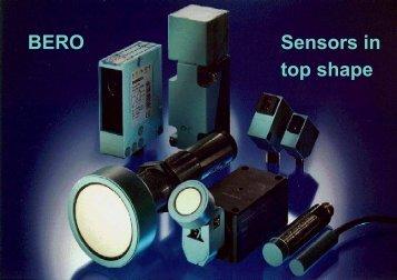Opto-BERO 3RG7 - CA01