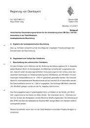 landesplanerische Beurteilung - Planungsverband Region Oberland ...