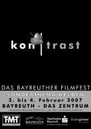 vorspann ›› vorwort ›› 3 - Das Bayreuther Filmfest