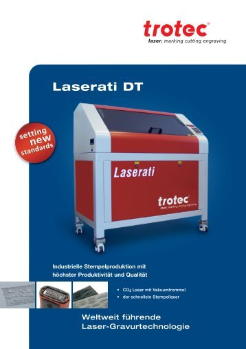 Laserati DT - Trotec Laser