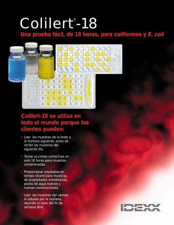 Colilert®-18