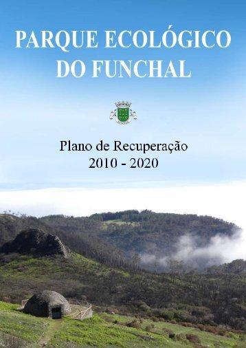 Plano de Recuperação do Parque Ecológico - Novembro 2010