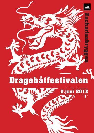 Dragebåtfestivalen - Helse Bergen