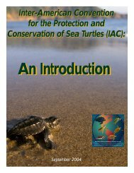 Inter-American Convention for the Protection and ... - Eco-Index