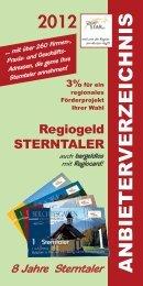 Planung · Ausführung · Wartung - RegioSTAR eG