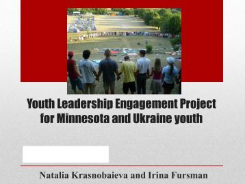 view presentation slides about the Youth ... - City of Hopkins
