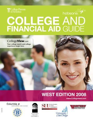 FINANCIAL AID GUIDE - CollegeView