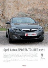 maqueta OPEL ASTRA PARA PDF ... - Revista Cesvimap