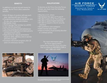 Air Force Security Forces