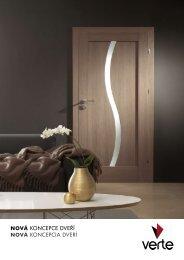 nová koncepce dveří nová koncepcia dverí - Dveře a podlahy ...