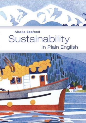 Sustainability In Plain English Brochure - Alaska Seafood Marketing ...