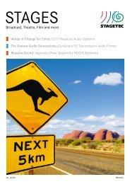 Stagetec Stages Magazine 2011 - PDF - Aspen Media.