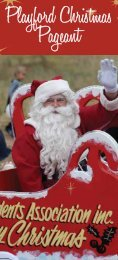 Playford Christmas Pageant - Munno Para Shopping City