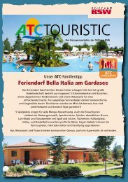 Feriendorf Bella Italia am Gardasee