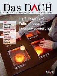heiß oder kalt? Zukunftsmarkt Energie-Sanierung! - DEG Alles für ...
