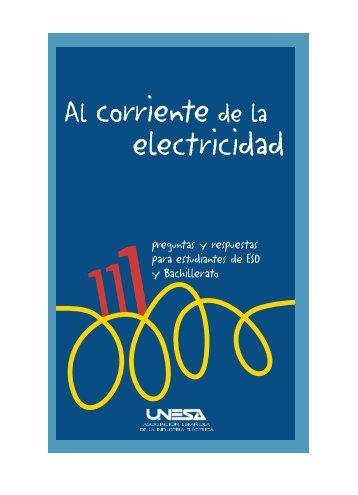 Al corriente de la electricidad - Unesa