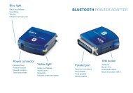 BLUETOOTH PRINTER ADAPTER - MPI Tech