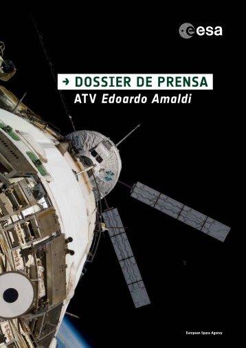 → DOSSIER DE PRENSA - Infoespacial