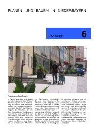6 - Die Regierung von Niederbayern