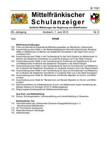 Merkblatt für Empfänger begaster Container - Regierung von ...