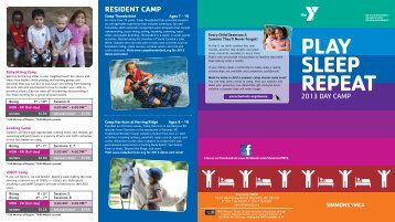 2013 Camp Guide - YMCA of Greater Charlotte