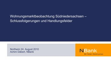 Bestand - Regionalverband Südniedersachsen