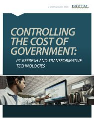 PC REFRESH AND TRANSFORMATIVE TECHNOLOGIES - Navigator
