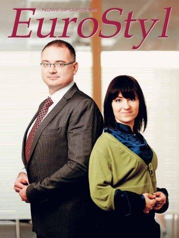 pobierz nowy numer w wersji pdf - EUROSTYL Nowe Spojrzenie