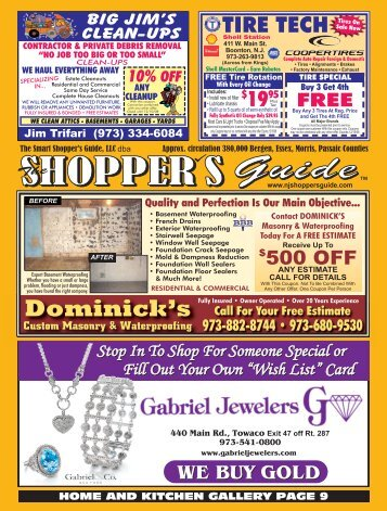 10% OFF - The Shopper's Guide